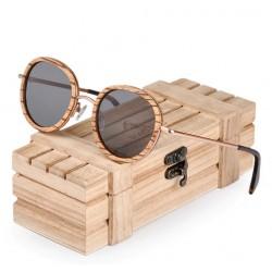 Dámské dřevěné brýle BOBO BIRD AG027Grey