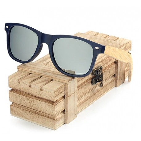 Dámské dřevěné brýle BOBO BIRD W-CG005 SIlver