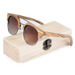 Dřevěné brýle BOBO BIRD W-DG15b