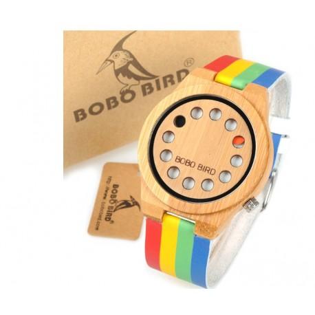 Náramkové hodinky Bobo Bird WA01