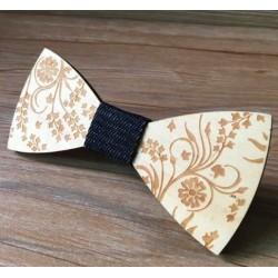 Dřevěný motýlek JY1472-3